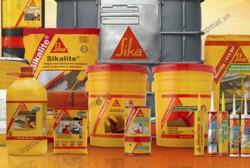 Vật liệu chống thấm Sika - Giải pháp chống thấm số 1 hiện nay