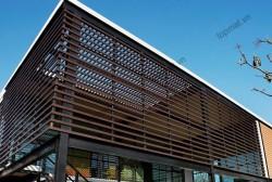 Gỗ Conwood ngoài trời - Vật liệu thay thế gỗ tự nhiên hoàn hảo