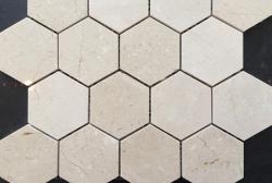 Đá mosaic DHA S20 HEXAGON-74x74