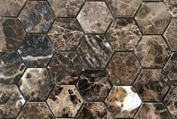 Đá mosaic DHA S21 HEXAGON-48x48