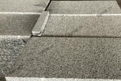 Đá granite trắng Suối Lau mặt băm 40x40x2cm