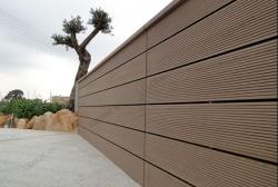 Gỗ nhựa composite ngoài trời - Nguyên liệu độc đáo cho những thiết kế ngoại thất