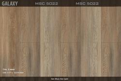 Sàn nhựa vinyl Galaxy vân gỗ MSC 5022