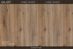 Sàn nhựa vinyl Galaxy vân gỗ MSC 5024