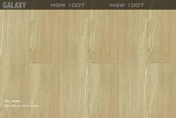 Sàn nhựa vinyl Galaxy vân gỗ MSW 1007